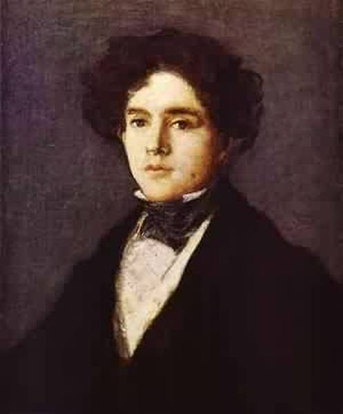 Mariano goya the artists grandson 1827 private collection